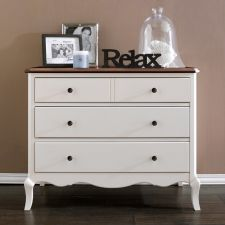 B3589-11  3-Drawer Chest