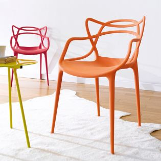 PP-601-ORANGE  Chair