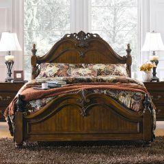 B8651  Queen Panel Bed (침대+협탁+화장대)