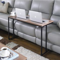 Aspen-1000-Black  Sofa Desk