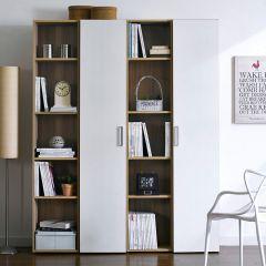 WB-5020-4  Wall Bookcase  (4 Pcs)