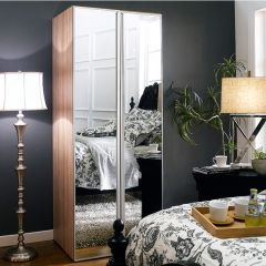 WD-130  Single Armoire