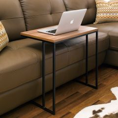 Aspen-600-Black  Sofa Desk