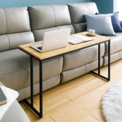 Lotus-1000-Black  Sofa Desk