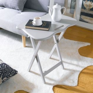 Cambiata-Grey  Tray Table