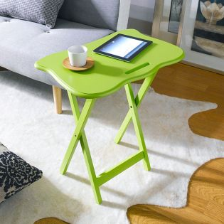 Cambiata-Green  Tray Table