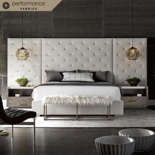 Brando  Panel Bed (Wings option)