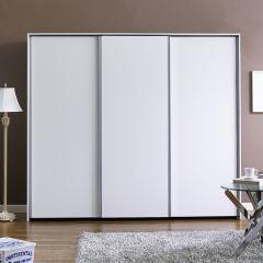 SC-103-White  Sliding Closet