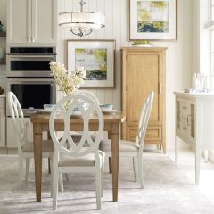Everyday 7002-321   Dining Set (1 Table + 4 Chairs)