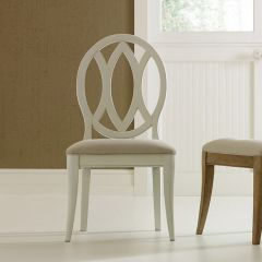 Everyday 7004-140 KD  White Chair