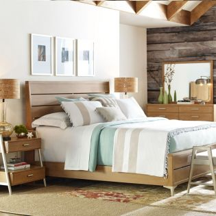 Hygge 7600-4405     Panel Bed