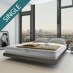 City Club  Single (상단+하단)  (독립스프링) w/ Pillow Top & Tensile ~American Technology~