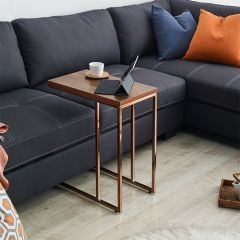 Rose Gold-300 Sofa Desk