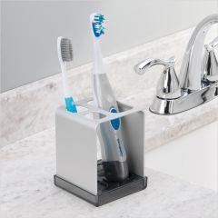 49276ES Metro Ultra Toothbrush Holder