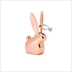 299118-880 Bunny-Copper Ring Holder