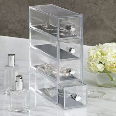 38180ES  Drawers Cosmetic Organizer