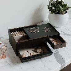290245-048 Stowit-Walnut Jewelry Box