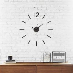 1005400-040 Blink-Black Wall Clock