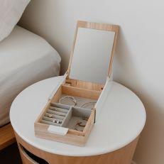 290242-668 Reflexion-White Jewelry Box