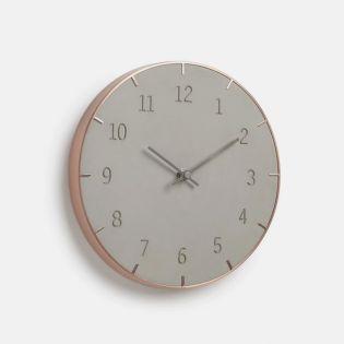 118421-713 Piatto-Concerte Wall Clock