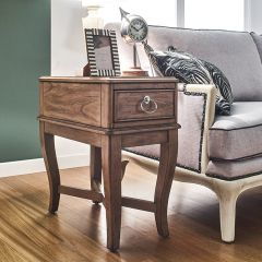 W1449-07   Chairside Table
