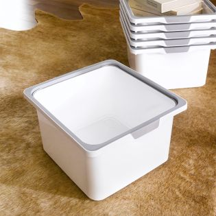 KB-WHT-LARGE  Storage Box