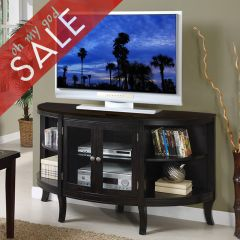 "ZR-B1460 Wood Top Beaumont  60"" TV Stand"