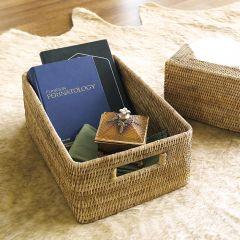 Bally Box-Brown