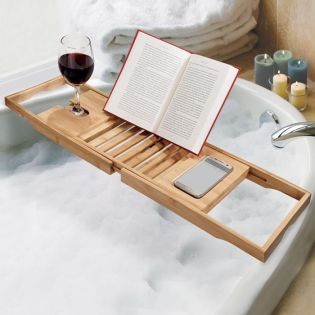 G16-T001  Bathtub Caddy