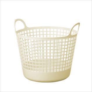 LB-01A-IV Round Basket