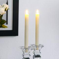 Brandon-Ivory  LED Candle