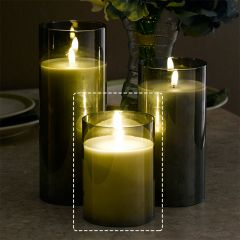 Lavina-S  LED Candle