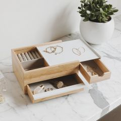 1005314-390 Mini Stowit-Natural Jewelry Box