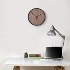 118413-048  Madera Wall Clock