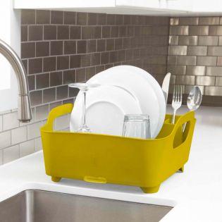 330590-1048 Tub Dish Rack-Cnyl