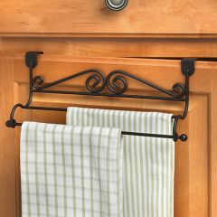 SPC-03510  Scroll Double Towel Bar