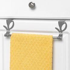 SPC-67677  Leaf Towel Bar