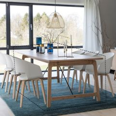 Eik-TB  Dining Table