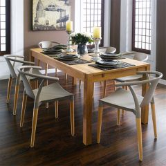 Cope-6-Grey-PP  Dining Set