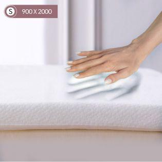 Memory Foam-3-900  Single  Mattress Topper 900