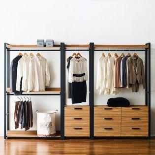 Styler-EIF-3  Unit Closet