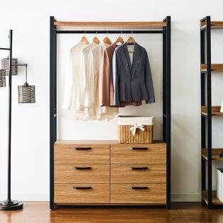 Styler-F-1  Unit Closet