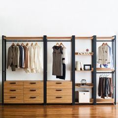 Styler-FBJH-4  Unit Closet