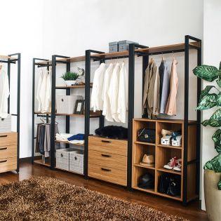 Styler-HCBD-4  Unit Closet