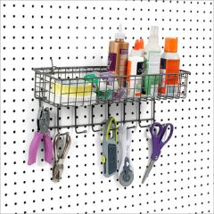 SPC-87676CT  Basket & Hook Station