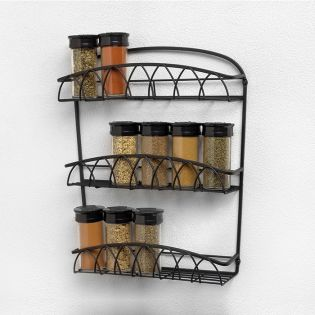 SPC-92310  Twist 3-Tier Spice Rack
