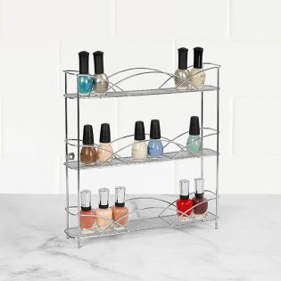 SPC-288BY70   3-Tier Nail Polish Holder
