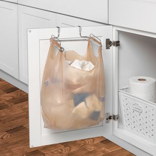 SPC-45770   Towel & Trash Bag Holder