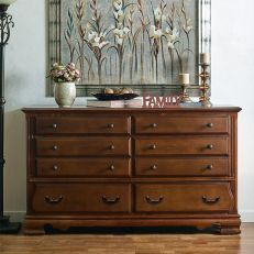 Tori-DR  Drawer Dresser