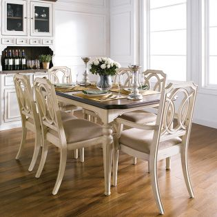 D7611-6 Dining Table